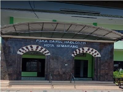 Panti Asuhan Darul Hadlonah Semarang