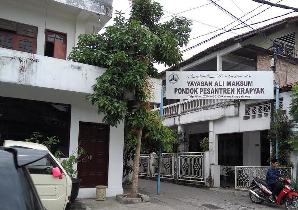 Pesantren Ali Maksum Krapyak Yogyakarta
