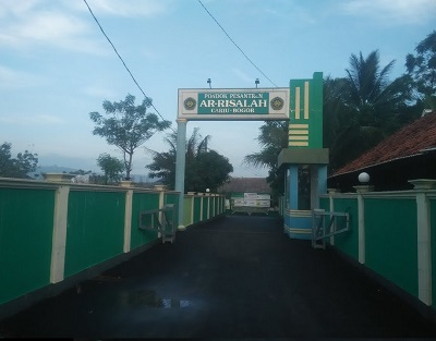 Pesantren Ar-Risalah Cariu Bogor