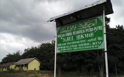 Pesantren Daarul Hikmah Muba, Musi Banyuasin