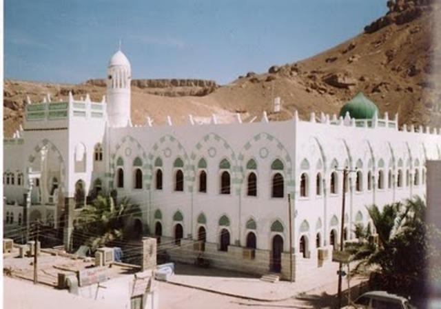 Pesantren Darul Musthofa Tarim Hadramaut Yaman