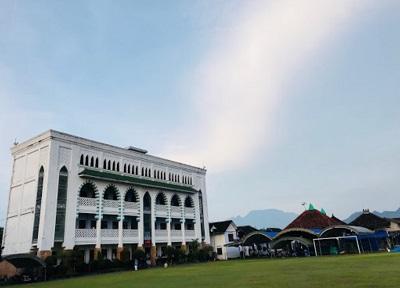 Pesantren Kedunglo Almunadhdhoroh Kediri