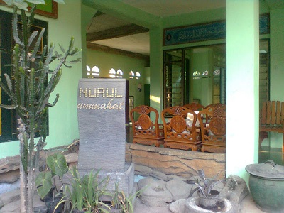 Pesantren Nurul Ummahat Yogyakarta