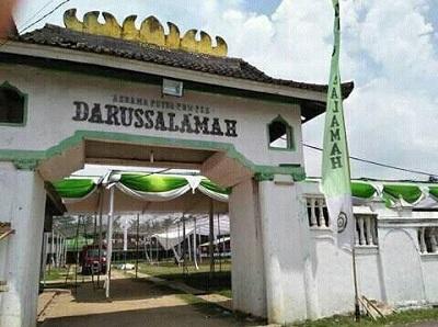 Pesantren Salafiyah Darussalamah Lampung Timur