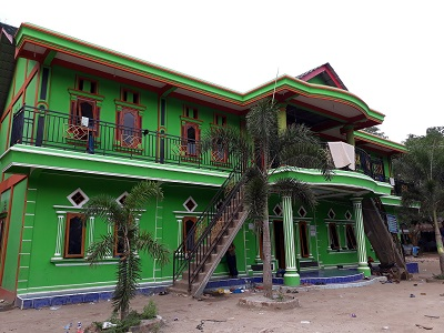 Pesantren Syafa'atut Thulab Ogan Ilir