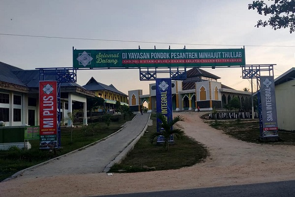 PesantrenMinhajut Thullab Konawe Selatan