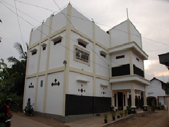 Pesantren Riyadlul Ma'la Al – Amin Pati