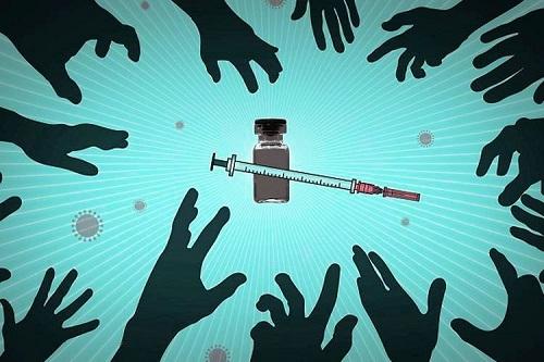 Rebutan Vaksin Covid-19 Sejagat