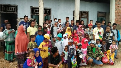 Siapa yang Tak Cinta Papua, Santri Goes To Papua Disambut Penuh Keramahan