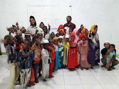 Santri Goes To Papua: Upaya Membentengi dari Perongrong Kesatuan Negeri di Tanah Damai Papua