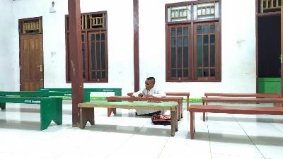 Santri Goes To Papua: Kisah Imran sebagai Tauladan bagi Teman Sebaya