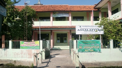 SMK Assalafiyah Tegal