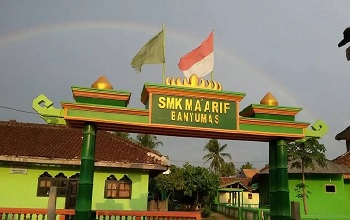 SMK Ma'arif Banyumas Pringsewu Lampung