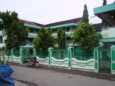 SMK NU Raudlatul Mu'allimin Wedung, Demak