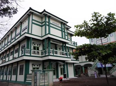 SMP Nurul Jadid Probolinggo