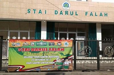 STAI Darul Falah Cihampelas Bandung Barat