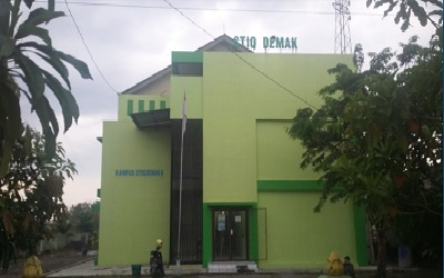 STIQ Islamic Center Demak