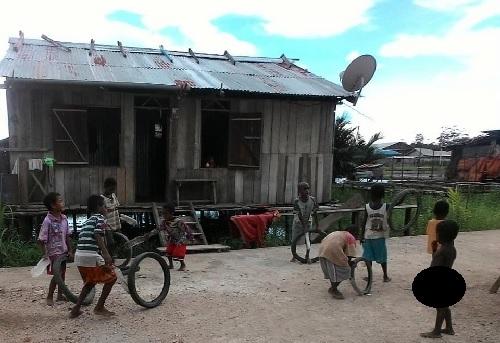 Santri Goes To Papua: Surat Putih dari Siswa Untuk Guru