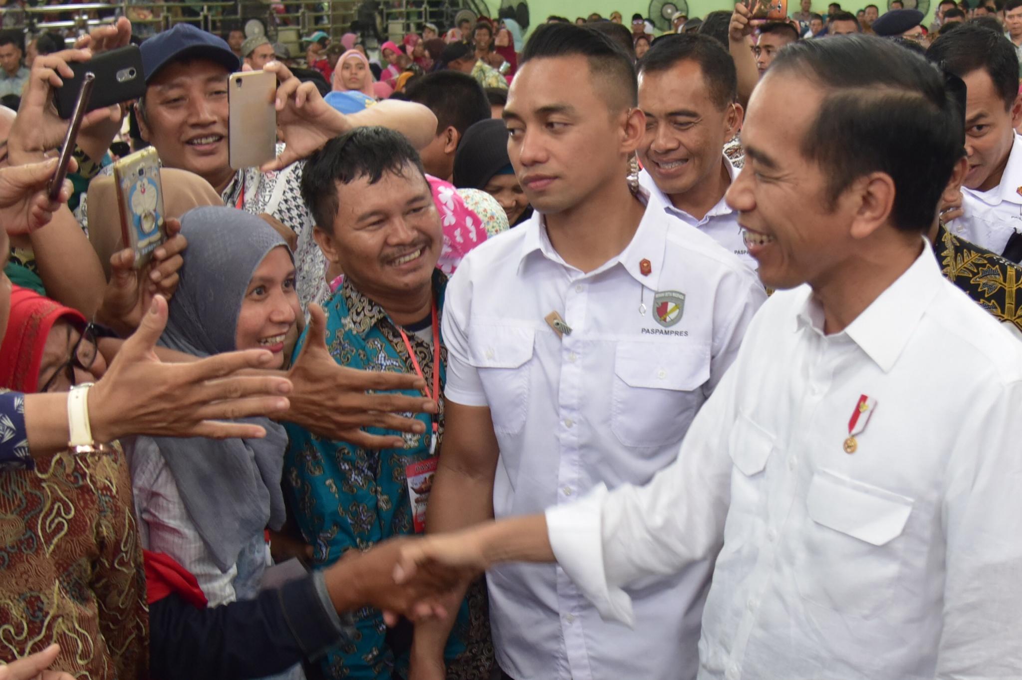 Jokowi Ingatkan Politisi Agar Tidak Propaganda Ketakutan
