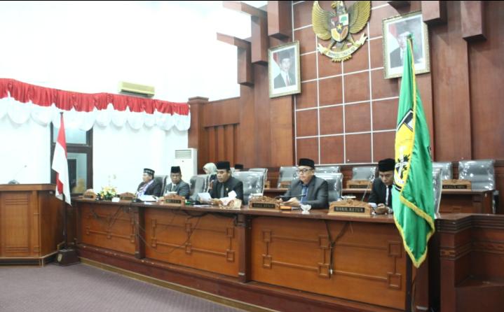 Arif Fadillah: Muatan R-APBK 2019 Harus Sesuai dengan Visi dan Misi Walikota