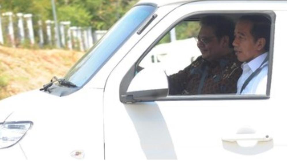 Mungkinkah Mobil Esemka Jadi Mobil Kepresidenan ?