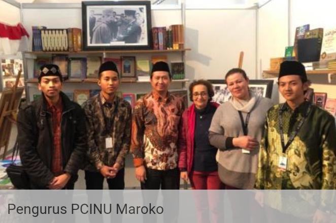 Luar Biasa, Kitab Ulama Nusantara Ditampilkan dalam Pameran Buku Internasional di Maroko
