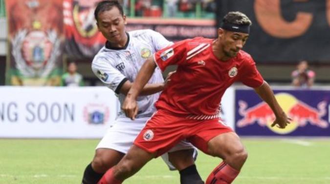 Persija Jakarta Hajar Klub Myanmar 3-1 di Piala AFC 2019