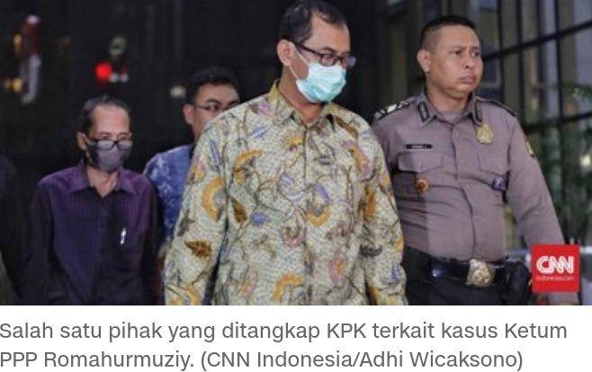 Selain Romi, Kakanwil Kemenag Jatim Dikabarkan Turut Kena OTT KPK