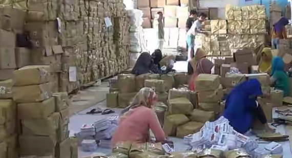 KPU Sumenep Koordinasi dengan BMKG Soal Pendistribusian Logistik Pemilu ke Kepulauan