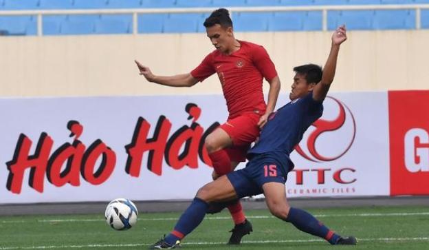Kualifikasi Piala Asia U-23 2020, Babak I Timnas Indonesia U-23 vs Timnas Vietnam Imbang