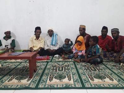 Semangat Belajar Agama Masyarakat Suku Kokoda di Kurwoto