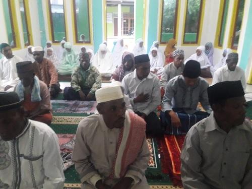 Santri Goes To Papua: Kemeriahan Shalat Idul Fitri di Tengah Pandemi COVID-19