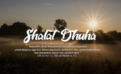 Tata Cara Sholat Dhuha dan Doanya