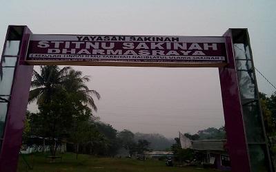 STITNU Sakinah Dharmasraya, Sumbar