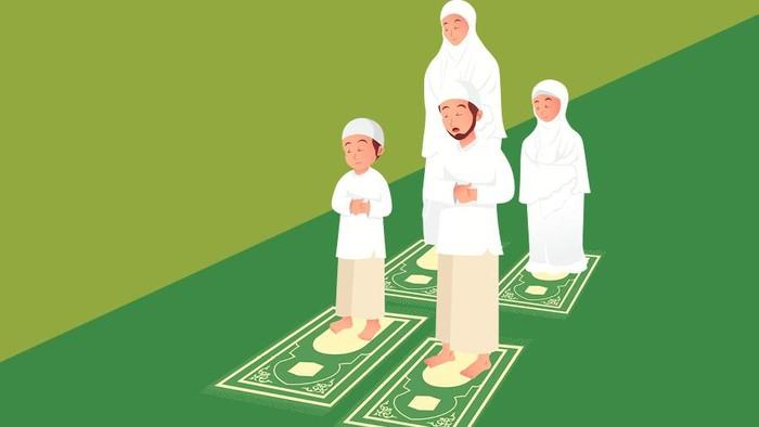 Tatacara Shalat Idul Fitri yang Sesuai Dengan Sunah Rasul