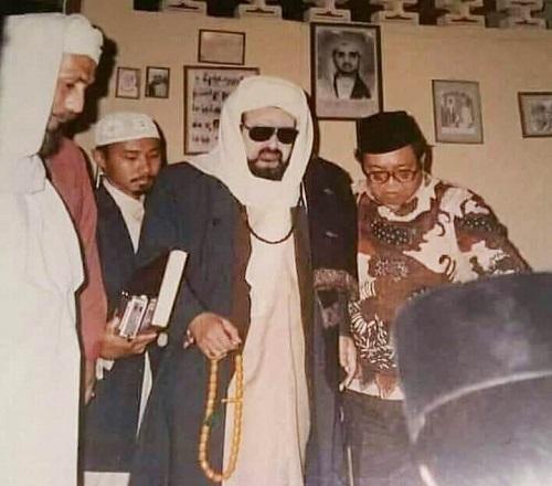 Tiga Ukuran Kehebatan Seseorang Menurut Imam Syafi'i