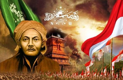 Tirakat KH. Hasyim Asy'ari saat Mentashih Rumusan Pancasila.
