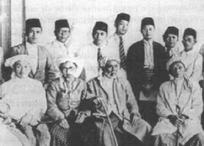 Mengenal KH. Muhammad Amin Bin Abullah Koper, Kresek