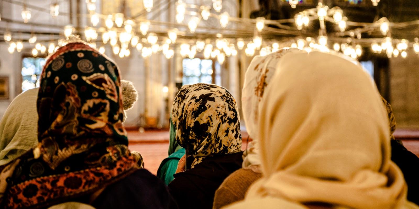 Menggagas Tempat Khusus Wanita Haid di Area Masjid