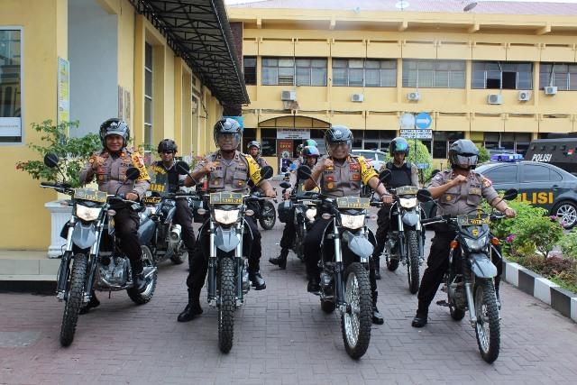 Polresta Banda Aceh Gelar Patroli Kamtibmas