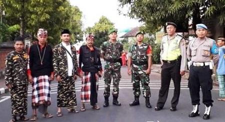 Muslim Bali Turut Jaga Ritual Galungan dan Kuningan