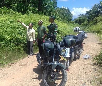 Kodim Aceh Jaya Gelar Patroli Karhutla