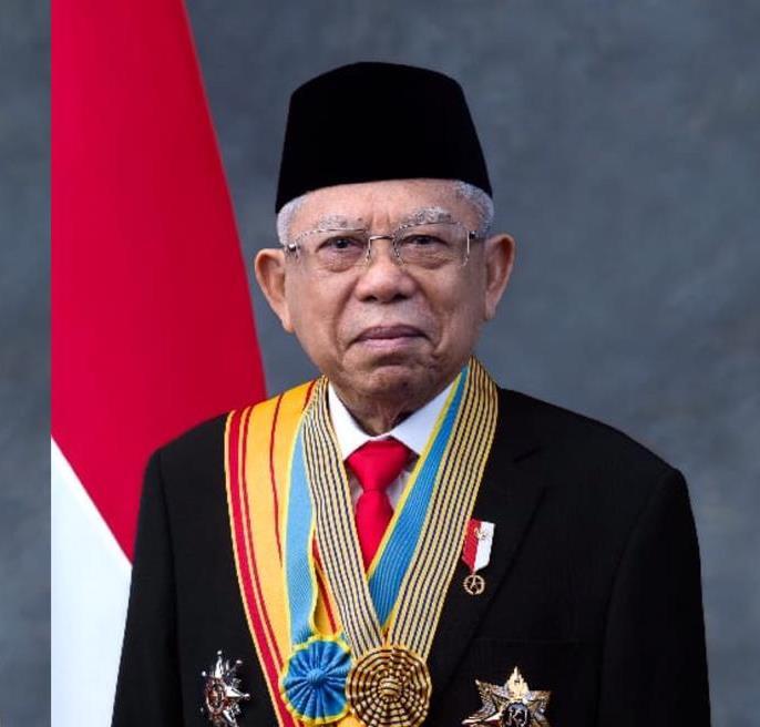 Kyai Ma'ruf Jadi Wapres,