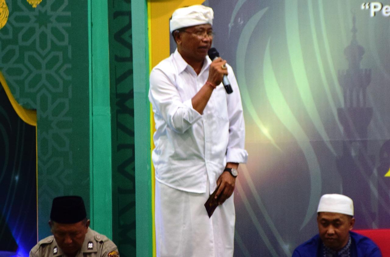 Kepala Desa Dukung Pembangunan Musholla Thoriqussalam, Kuatkan Rasa Kebersamaan Antar Umat di Bali