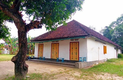 Rumah Hadratus Syaikh KH Hasyim Asy'ari