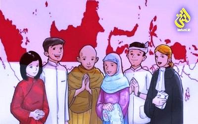 Islam Indonesia Itu Moderat dan Inklusif