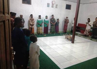 Santri Goes to Papua: Gelar Shalawat dan Mendoakan Pahlawan
