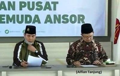 Alfian Tanjung Minta Maaf pada Banser NU terkait Tuduhan PKI