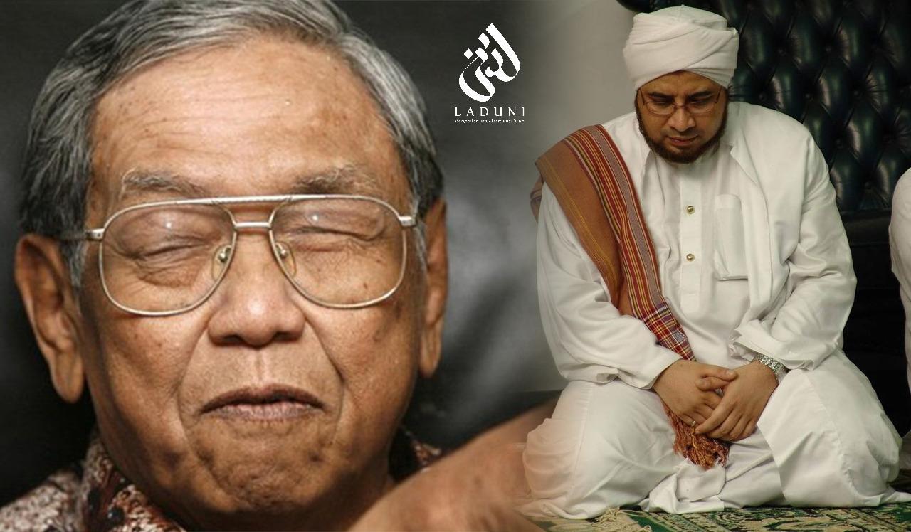 Ketika Gus Dur Mengakui Kewalian Habib Mundzir al Musawa