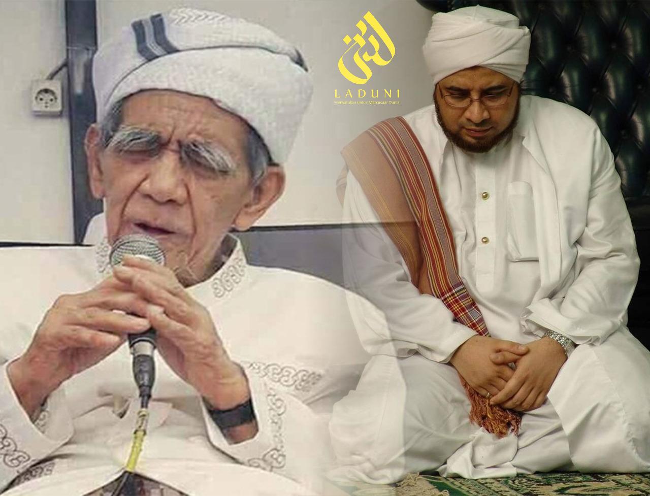 Kisah Ketakziman Habib Mundzir al Musawa Kepada KH. Maimoen Zubair